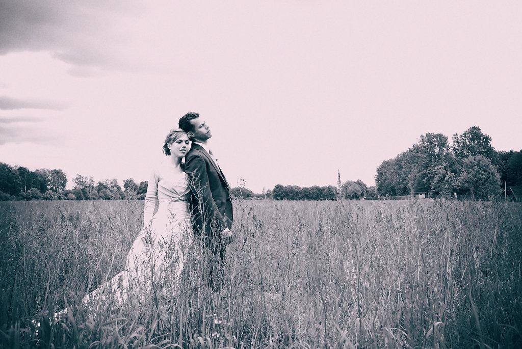 A rural wedding